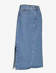 Lee Jeans - THELMA SKIRT - denimskjørt - clean callie - 3