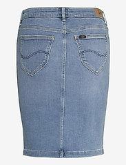 Lee Jeans - PENCIL SKIRT - jeansröcke - light lou - 1