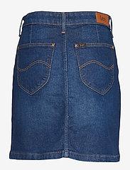 Lee Jeans - A LINE SKIRT - dark garner - 1