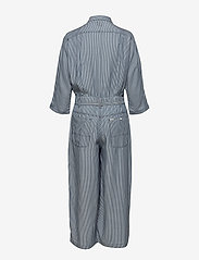 Lee Jeans - WIDE LEG JUMPSUIT - jumpsuits - dipped blue - 1
