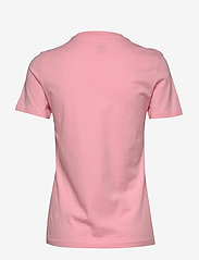 Lee Jeans - ESSENTIAL SLIM TEE - t-shirts - la pink - 2