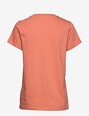 Lee Jeans - CREW NECK TEE - t-shirts - paprika - 2