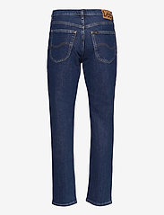 Lee Jeans - BROOKLYN STRAIGHT - relaxed jeans - dark stonewash - 1