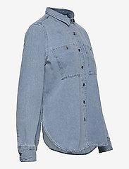 Lee Jeans - WORKER SHIRT - jeansskjortor - faded blue - 3
