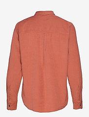 Lee Jeans - WORKER SHIRT - denim shirts - burnt ocra - 1