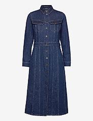 Lee Jeans - LONGSLEEVE DRESS - blousejurken - rinse - 0