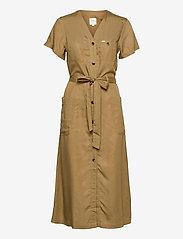 Lee Jeans - SAFARI DRESS - sommerkjoler - safari - 0