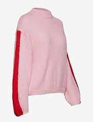 Lee Jeans - CHUNKY KNIT - gensere - frost pink - 3
