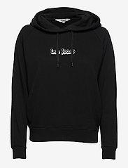 Lee Jeans - HOODIE - hættetrøjer - black - 0