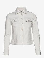 Lee Jeans - SLIM RIDER - jeansjakker - rinse - 1