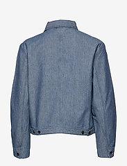 Lee Jeans - 191 J JACKET - jeansjakker - chambray - 1