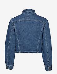 Lee Jeans - CROPPED RIDER JACKET - jeansjakker - tic - 1