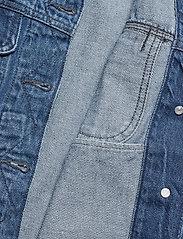 Lee Jeans - CROPPED RIDER JACKET - jeansjakker - tic - 4