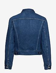 Lee Jeans - ZIP CROPPED RIDER - jeansjakker - belleville - 1
