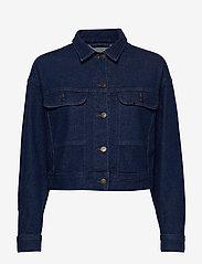 Lee Jeans - SEASONAL RIDER JACKE - jeansjakker - dark wilma - 0