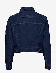 Lee Jeans - SEASONAL RIDER JACKE - jeansjakker - dark wilma - 1