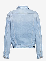 Lee Jeans - RIDER JACKET - jeansjacken - mid noosa - 1