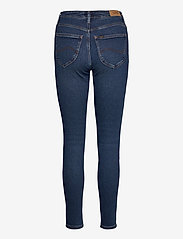 Lee Jeans - Scarlett High - skinny jeans - dark de niro - 1