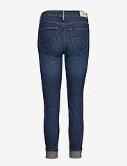 Lee Jeans - SCARLETT HIGH - skinny jeans - faded black - 1