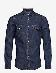 Lee Jeans - LEE WESTERN SHIRT - casual shirts - blueprint - 0
