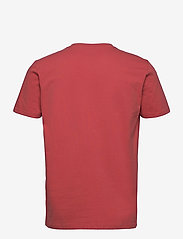 Lee Jeans - SS POCKET TEE - basic t-shirts - washed red - 1