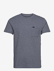 Lee Jeans - ULTIMATE POCKET TEE - basic t-shirts - piscine - 0