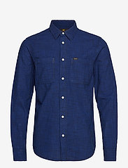 Lee Jeans - Worker shirt - denim shirts - french blue - 0