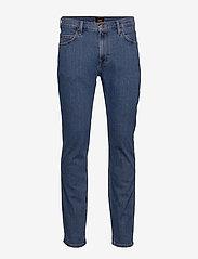 Lee Jeans - RIDER - regular jeans - mid stone - 0