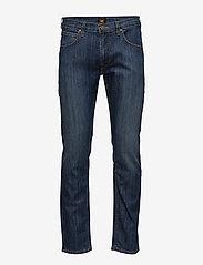 Lee Jeans - DAREN ZIP FLY - slim jeans - true blue - 0