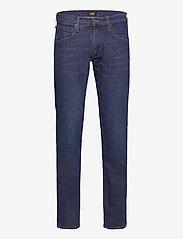 Lee Jeans - DAREN ZIP FLY - regular jeans - dark bluegrass - 0