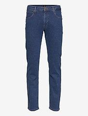Lee Jeans - DAREN ZIP FLY - regular jeans - mid stone wash - 0