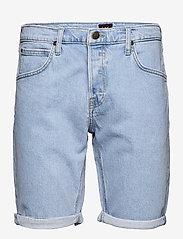 Lee Jeans - 5 POCKET SHORT - denim shorts - light alton - 0