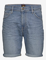 Lee Jeans - RIDER SHORT - farkkushortsit - hawaii light - 1