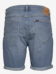 Lee Jeans - RIDER SHORT - farkkushortsit - hawaii light - 2