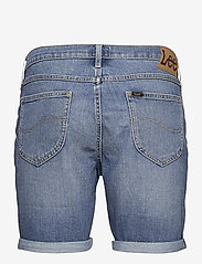 Lee Jeans - RIDER SHORT - denim shorts - maui light - 1