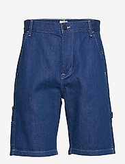 Lee Jeans - CARPENTER SHORT - denim shorts - rinse - 0
