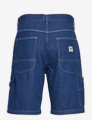 Lee Jeans - CARPENTER SHORT - denim shorts - rinse - 1