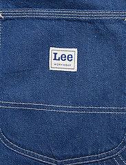 Lee Jeans - CARPENTER SHORT - denim shorts - rinse - 4