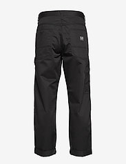 Lee Jeans - CARPENTER - bojówki - black - 1