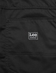 Lee Jeans - CARPENTER - bojówki - black - 4
