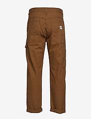 Lee Jeans - CARPENTER - bojówki - toffee - 1