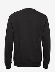 Lee Jeans - PLAIN CREW SWS - basic sweatshirts - black - 1