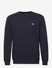 Lee Jeans - PLAIN CREW SWS - basic sweatshirts - midnight navy - 0