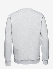 Lee Jeans - LOGO SWS - sweatshirts - sharp grey mele - 1