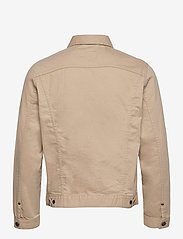 Lee Jeans - SERVICE RIDER JKT - denim jackets - service sand - 1