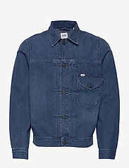 Lee Jeans - COWBOY JACKET - farkkutakit - vernon - 2