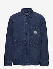 Lee Jeans - LOCO REWORK - farkkutakit - vernon light - 0
