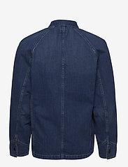 Lee Jeans - LOCO REWORK - farkkutakit - vernon light - 1
