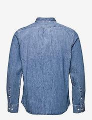Lee Jeans - LEE BUTTON DOWN - denim shirts - tide blue - 1
