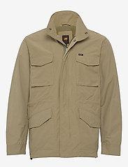 Lee Jeans - FIELD JACKET - light jackets - utility green - 0